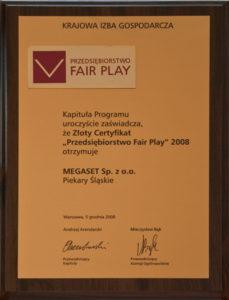 Fairplay 2008