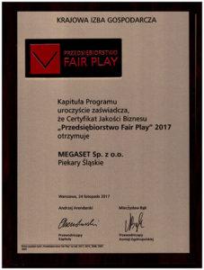 Fairplay 2017